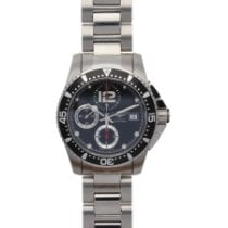 Longines HydroConquest L3.644.4 2012 pre-owned