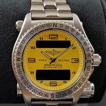 Breitling Titanium 43mm Quartz E56121.1 pre-owned