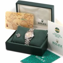 Rolex Lady-Datejust Steel 31mm Silver No numerals United States of America, California, Beverly Hills