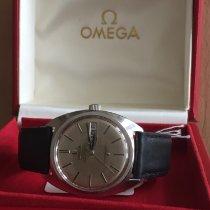 Omega Constellation Day-Date Steel 34mmmm Grey United Kingdom, North Ayrshire