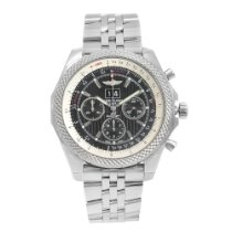 Breitling Bentley 6.75 Zeljezo 49mm Crn
