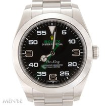 Rolex Air King 116900 2018 pre-owned