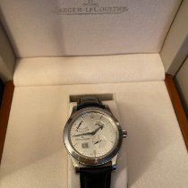 Jaeger-LeCoultre Master Eight Days Otel Argint