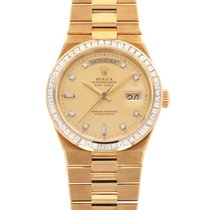 Rolex Day-Date Oysterquartz Gulguld 36mm Guld