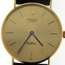Rolex Cellini Or jaune 27.2mm Jaune Belgique, Antwerpen