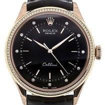 Rolex Cellini Time Roségold 39mm Schwarz Deutschland, Berlin