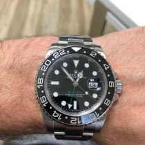 Rolex GMT-Master II 116710LN 2011 pre-owned
