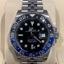 Rolex GMT-Master II Steel 40mm Black Australia