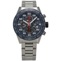 TAG Heuer Carrera Calibre HEUER 01 Steel 45mm United States of America, Florida, 33132