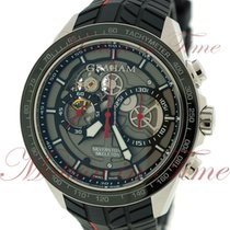 """Graham Silverstone RS """"Red"""" Edition, Skeleton Dial, Limited..."""