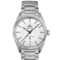 Omega Globemaster new 2021 Automatic Watch with original box and original papers 130.30.39.21.02.001