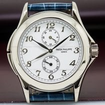 Patek Philippe 5134G-001 Travel Time 18K White Gold / Patek...