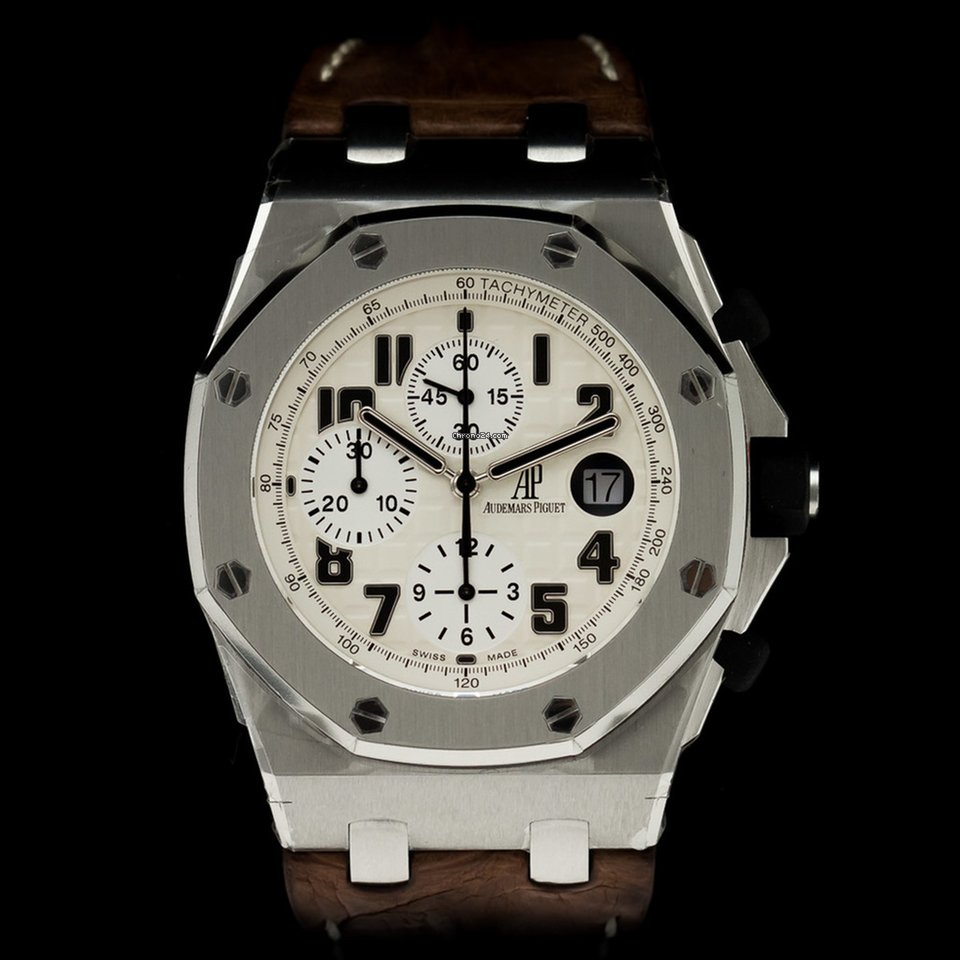 Audemars Piguet Royal Oak Offshore Chronograph Safari Model 26170st Oo D091cr 01
