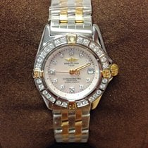 Breitling Callistino B72345 Diamond Bezel - Box & service Papers