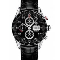 TAG Heuer Carrera Cv2a10.fc6235 Day Date Automatic Chronograph...