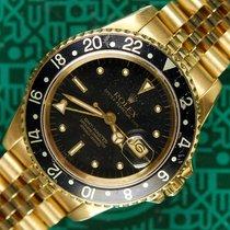 Rolex GMT Master 16758 sapphire super Jubilee 1985