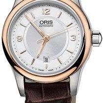 Oris Classic Gold/Steel 28.5mm Silver