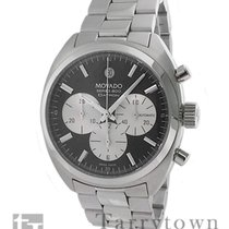 Movado Chronograph 40mm Automatic new Datron Black