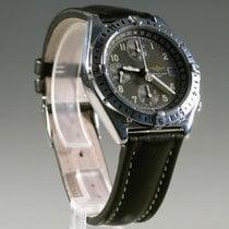 Breitling Chronomat GMT Stahl 39mm Grau Arabisch Deutschland, Dorsten