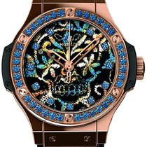 Hublot Big Bang Broderie 343.PS.6599.NR.1201 new
