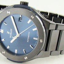 Hublot Classic Fusion Seramik 45mm Mavi