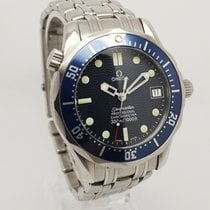 Omega Seamaster Mid Size Steel Automatic Watch