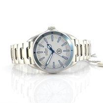 Junghans Automatik Armbanduhr XL Bogner Willi Blue Ref....