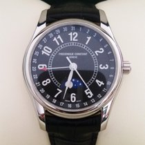 Frederique Constant Steel Automatic new