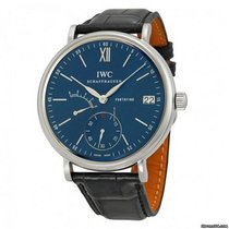 IWC Portofino Hand-Wound Steel 45mm