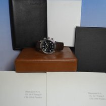 Blancpain Leman Flyback Chronograph Gran Date, UNGETRAGEN,...