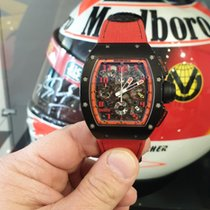 Richard Mille Céramique 50mm Remontage automatique RM11 ANCA occasion