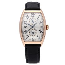 Franck Muller Master Banker pre-owned 45mm Rose gold