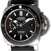 Panerai Luminor Submersible 1950 3 Days Automatic Titanium 47mm Black United States of America, Texas, Austin
