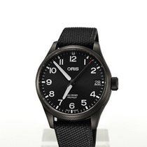 Oris 01 751 7697 4264-07 5 20 15GFC Staal Big Crown ProPilot Date 41mm