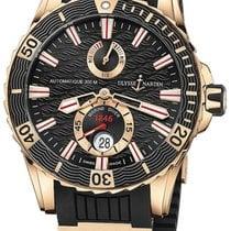 Ulysse Nardin Diver Chronometer 266-10-3/92 new