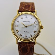 Lucien Rochat Yellow gold 33mm Automatic new