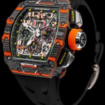 Richard Mille RM 011 RM 11-03 New Titanium Automatic