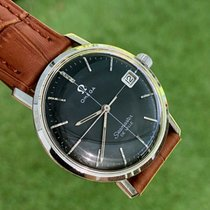 Omega Seamaster De Ville 33mm Mens Unisex black dial face watch