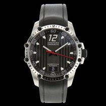 Chopard Superfast tweedehands 41mm Zwart Datum Rubber