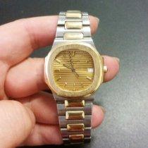Patek Philippe 3900 Gold/Stahl Nautilus gebraucht