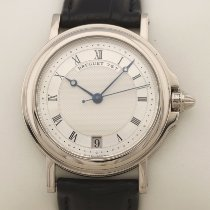 Breguet Yellow gold Automatic 35.5mm pre-owned Marine