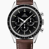 Omega Speedmaster Professional Moonwatch Ατσάλι Μαύρο Xωρίς ψηφία Ελλάδα, iraklio