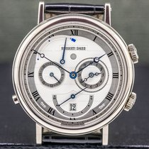 Breguet Classique White gold 39mm Silver Roman numerals United States of America, Massachusetts, Boston