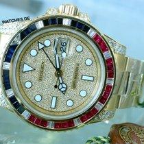 Rolex GMT-Master II 116758 SARU 2012 pre-owned