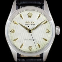Rolex Acero 32mm Cuerda manual 6144 usados