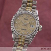 Rolex Lady-Datejust 26mm Gull