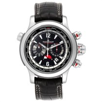 Jaeger-LeCoultre Master Compressor Extreme World Chronograph Steel 46.3mm United States of America, Georgia, Atlanta