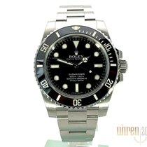 Rolex Submariner (No Date) 114060 2012 новые