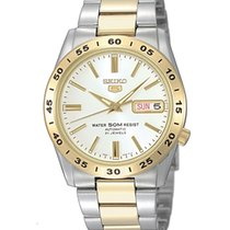 Seiko 5 new Automatic Watch with original box and original papers SNKE04K1