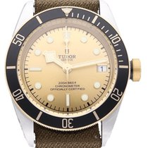 Tudor Black Bay Zeljezo 41mm Crn